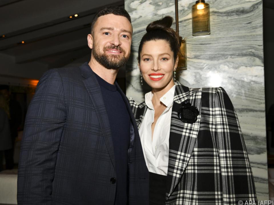 Timberlake und Biel zum zweiten Mal Eltern: