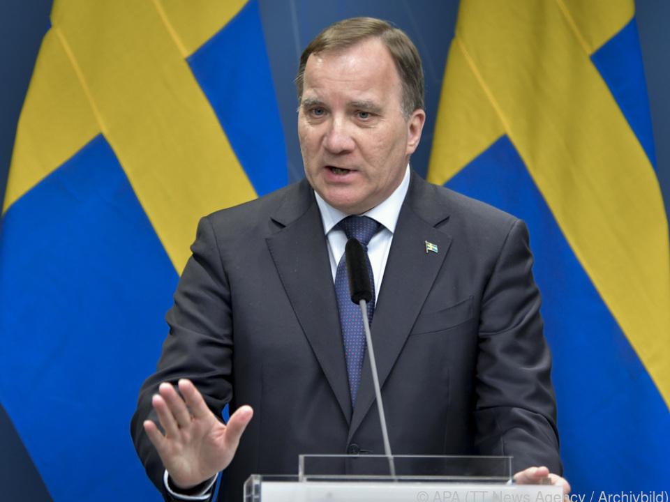 Schwedischer Premier Löfven befürwortet Holocaust-Museum