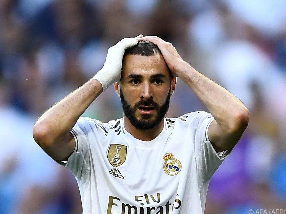 Schwere Vorwürfe gegen Karim Benzema