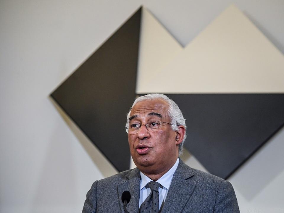 Schwere Zeiten für Premierminister Antonio Costa