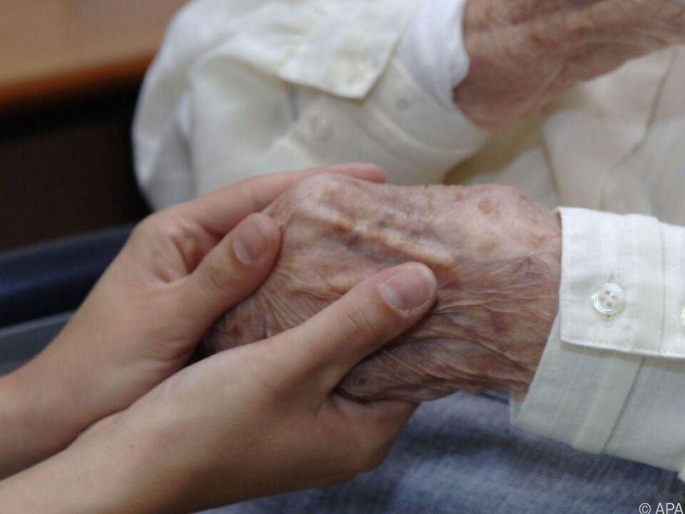 Seniorenvertreter wollen mehr Besuch ermöglichen