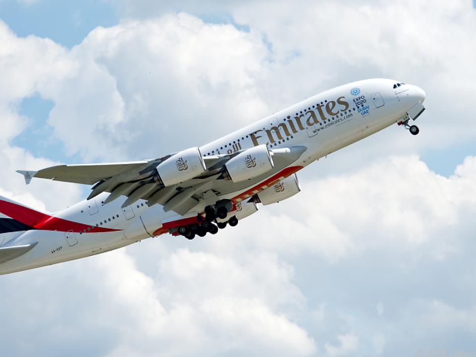 Die Airline aus den Vereinigten Arabischen Emiraten kann sich freuen