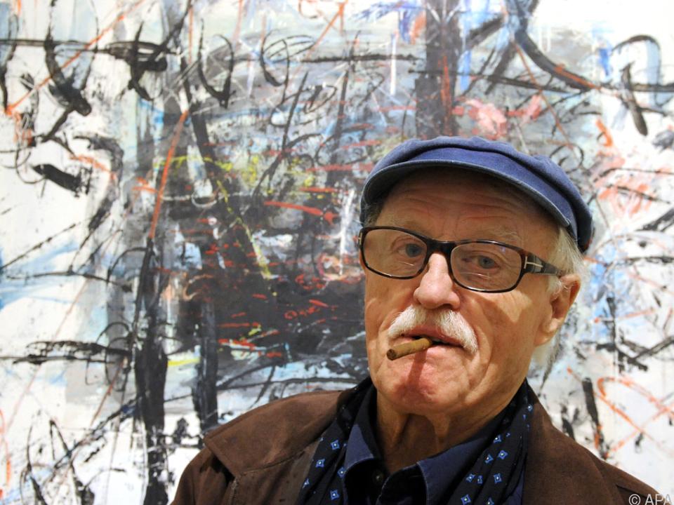 Staudacher war der wichtigste österreichische Vertreter des Dadaismus