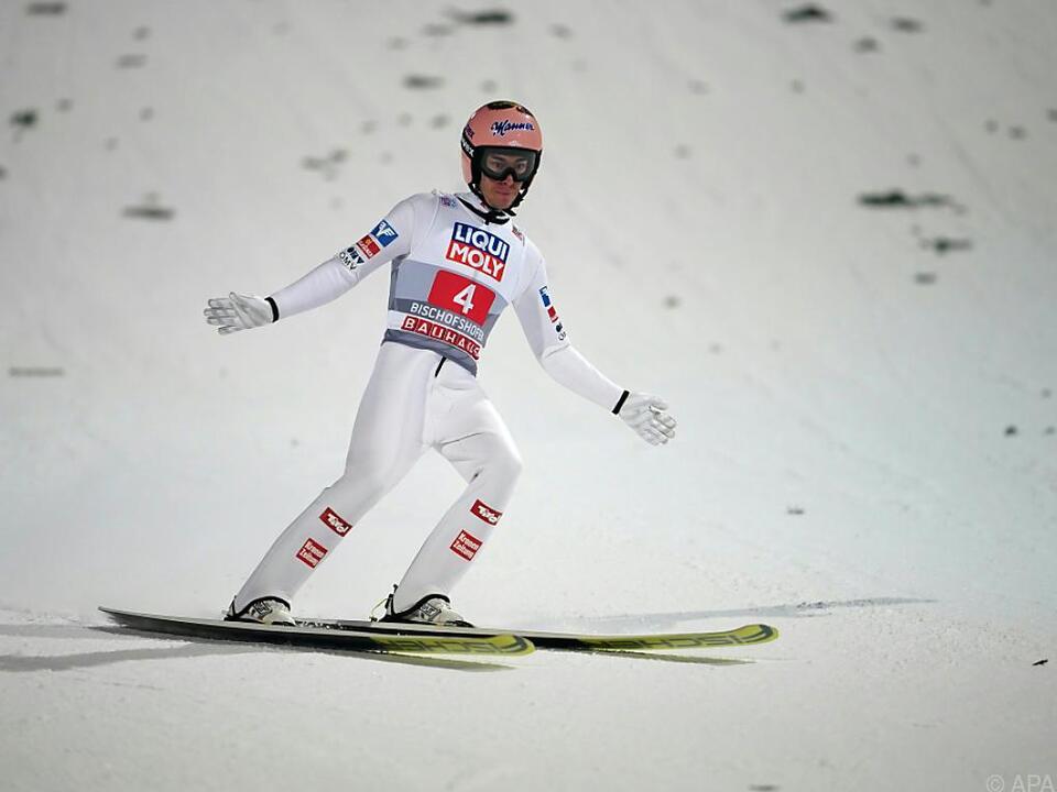 Stefan Kraft lässt Zakopane-Weltcup aus
