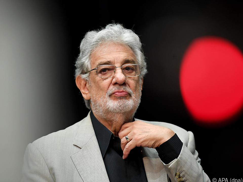 Tenor Placido Domingo (Archivbild)