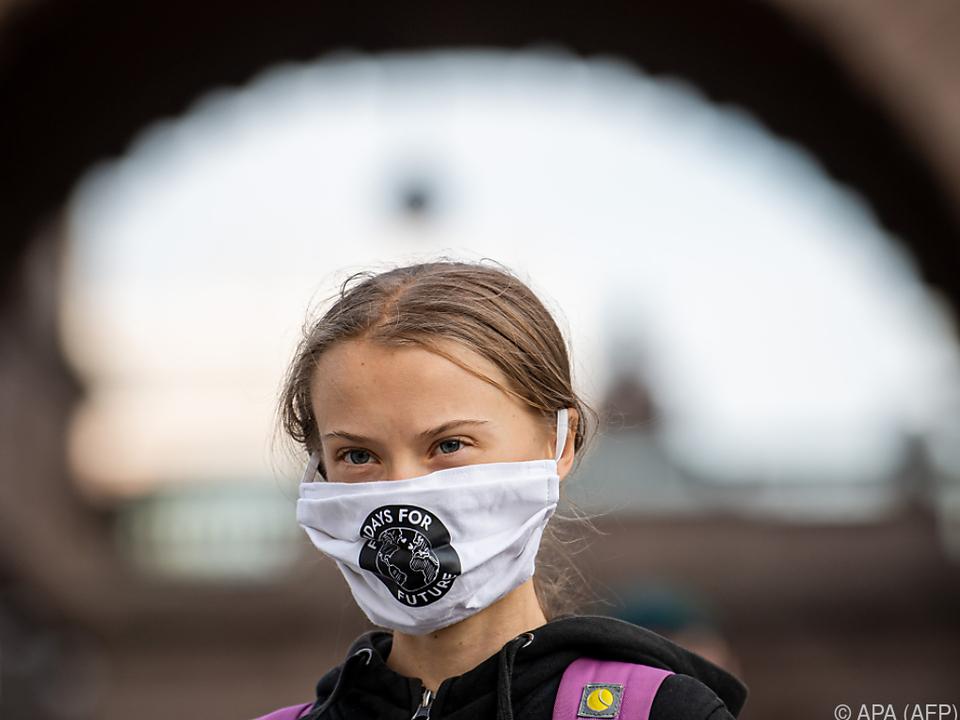 Thunberg wurde mit ihrem Schulstreik für das Klima weltberühmt