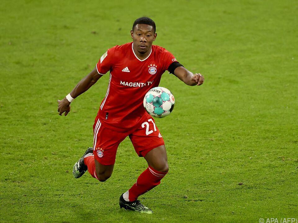 Real Madrid verstärkt Buhlen um Bayern-Profi Alaba