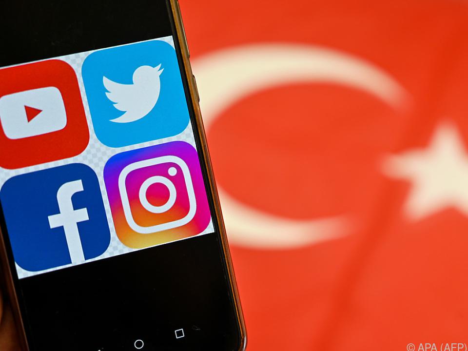 Twitter im Visier der türkischen Regierung