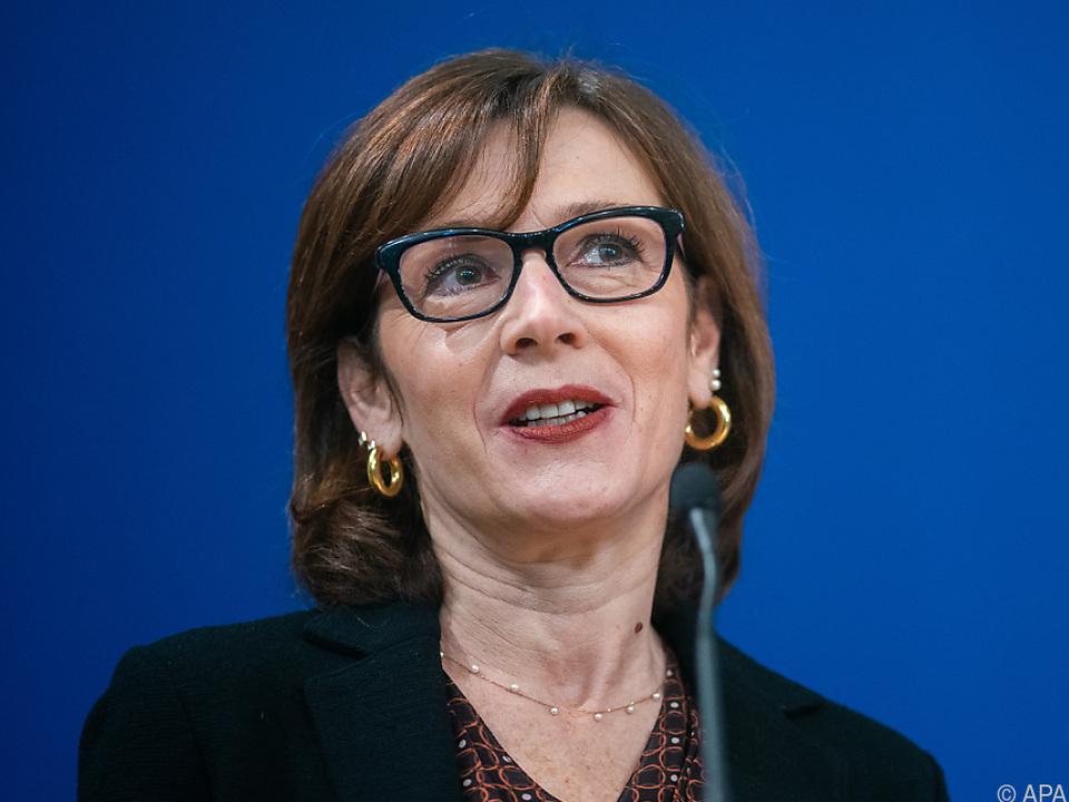 Ursula Wiedermann-Schmidt über Ergebnisse einer Antikörperstudie
