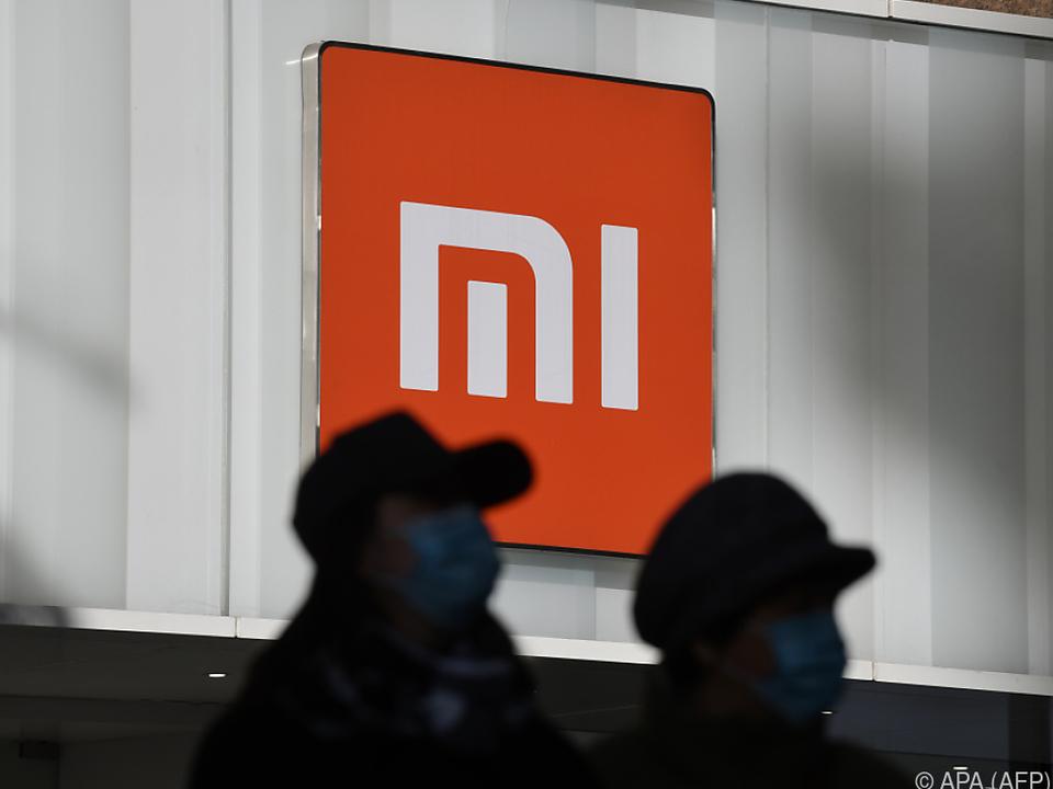 USA zwingen Investoren zum Ausstieg aus Xiaomi