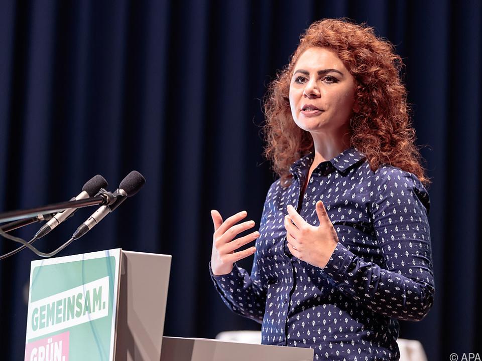 Von mutmaßlichem Anschlagsplan bedroht: Grün-Politkerin Berivan Aslan