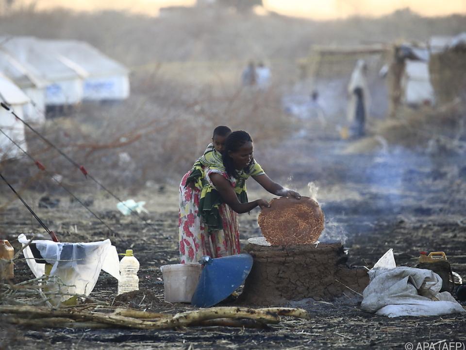 Vorfall an der Grenze zum Sudan