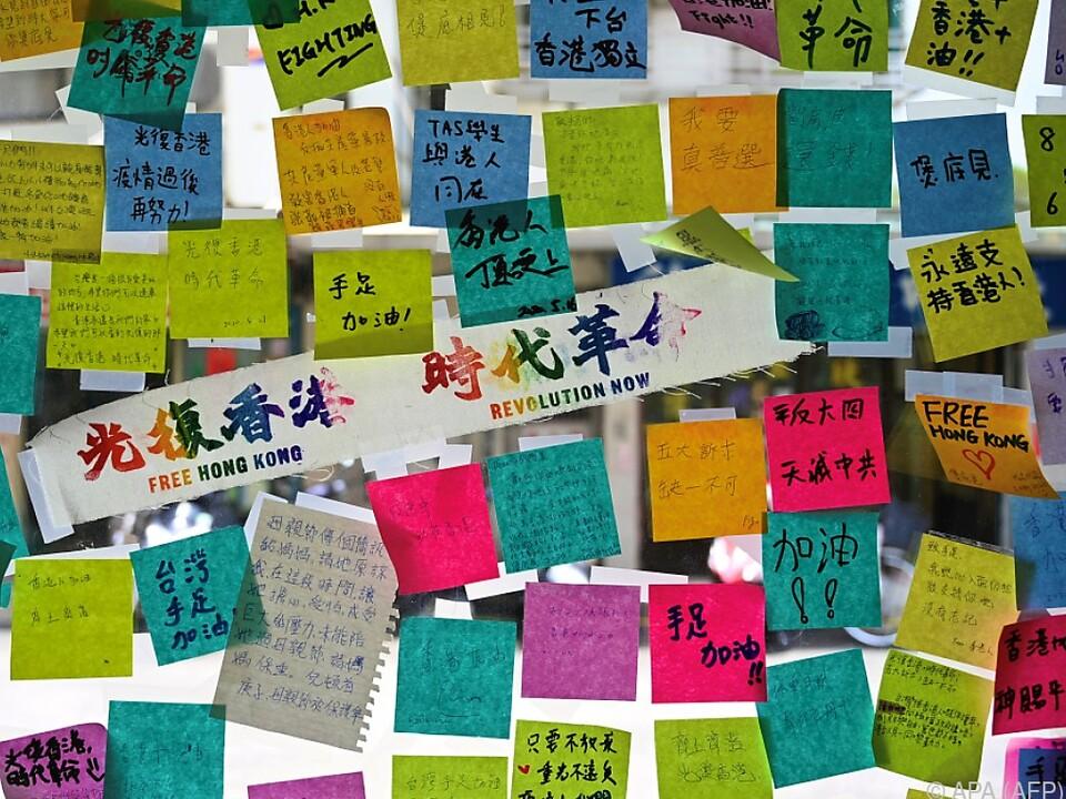China greift massiv in Autonomierechte der Sonderverwaltungszone ein