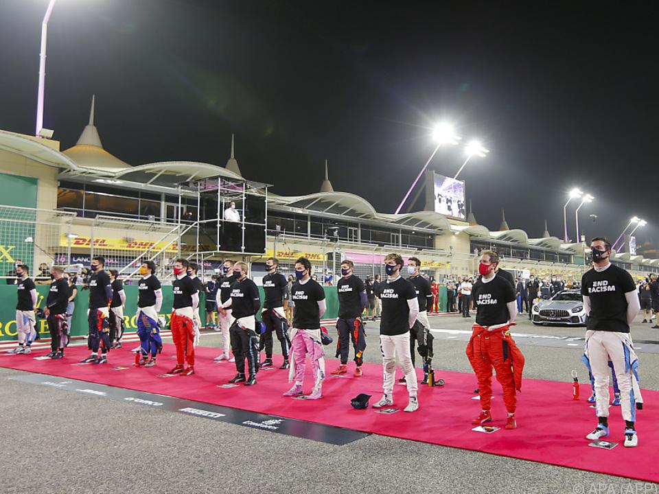 Der Formel-1-Zirkus soll in Bahrain starten