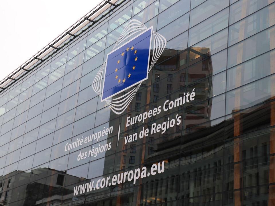 Der europäische Ausschuss der Regionen (AdR)