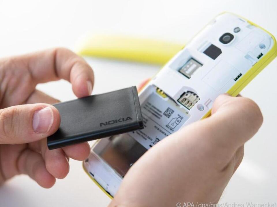 Akkus werden immer leistungsfähiger, die Handy brauchen aber immer mehr Strom