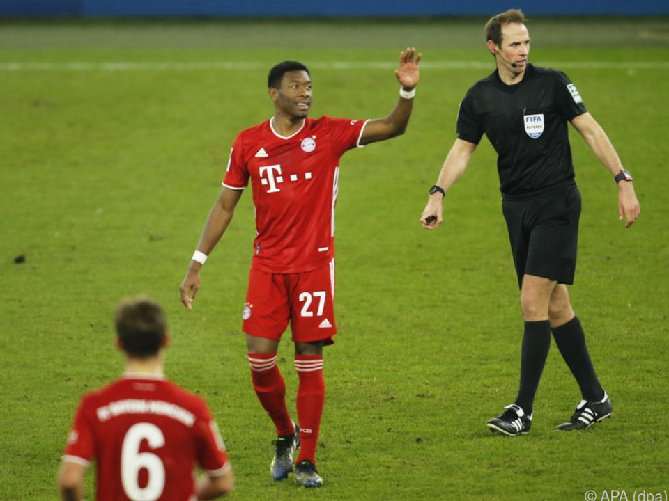 Alaba kehrt den Bayern nach 13 erfolgreichen Jahren den Rücken