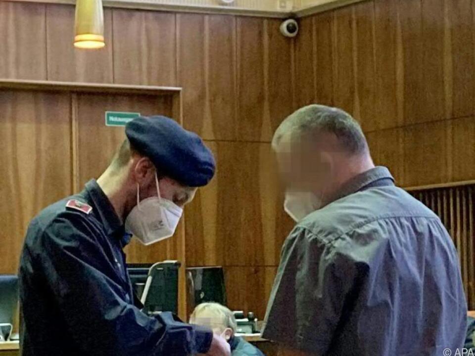 Angeklagter fühlte sich nicht schuldig
