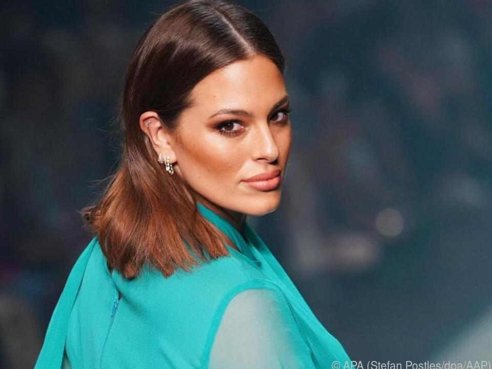 Ashley Graham hat keine Angst vorm Alter, im Gegenteil
