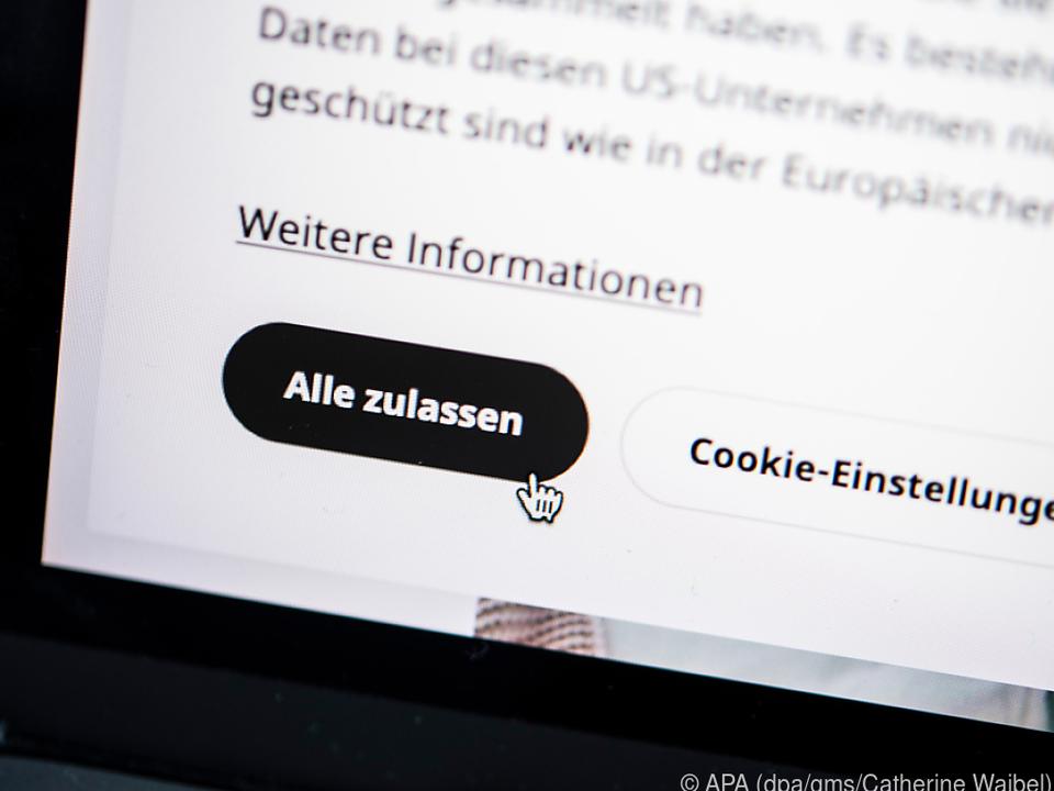 Bei der Cookie-Zustimmungsabfrage sollte man sich einen Moment länger Zeit nehmen