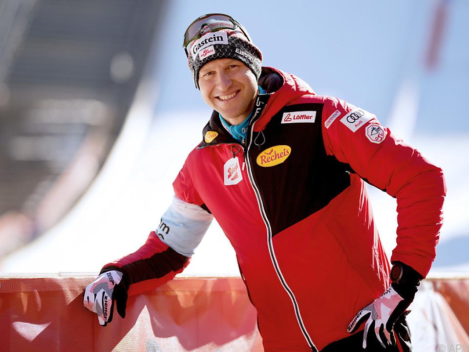 Bernhard Gruber blickt auf eine großartige Karriere zurück