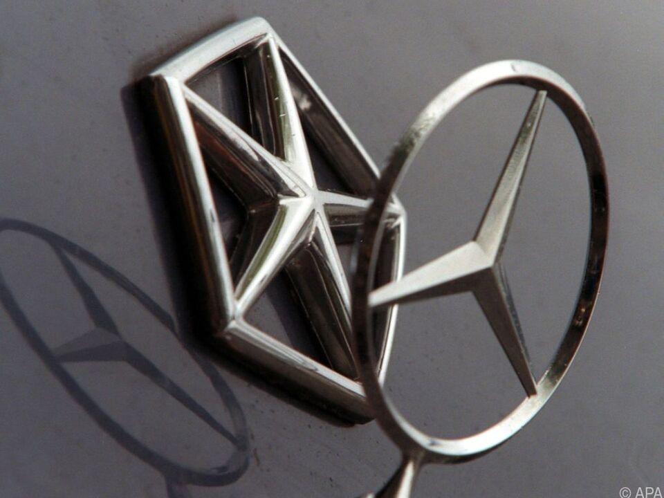 Betroffen sind diverse Mercedes-Benz-Modelle