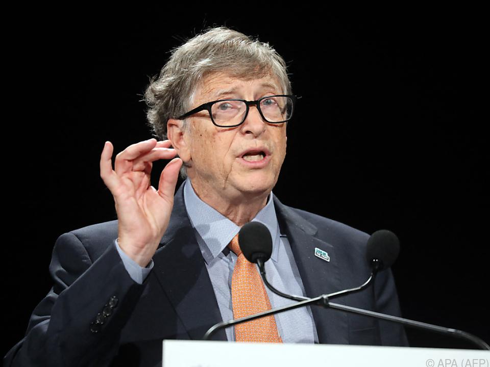 Bill Gates investiert Milliarden in Klimaschutz — Microsoft-Gründer
