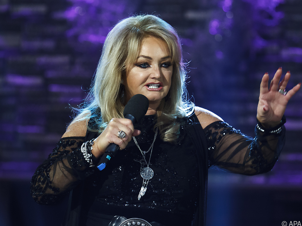 Bonnie Tyler mit neuem Album \