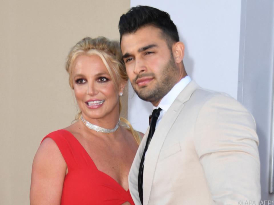 Britney lebt unter der gesetzlichen Vormundschaft ihres Vaters