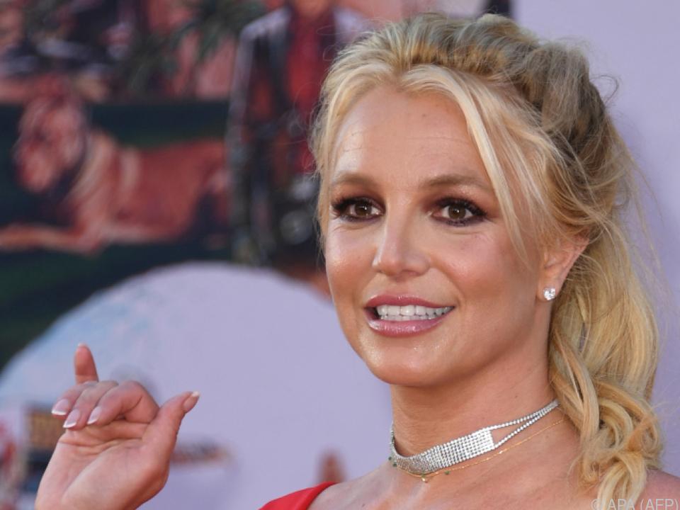 Britney Spears lebt seit 2008 unter der Vormundschaft ihres Vaters
