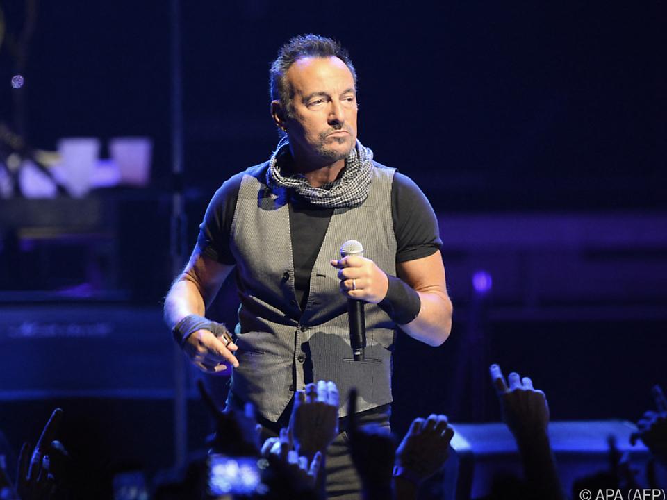 Bruce Springsteen entgeht einer Anklage