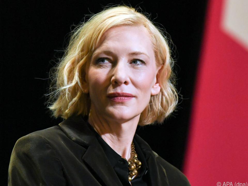 Cate Blanchett soll die Figur Lilith spielen