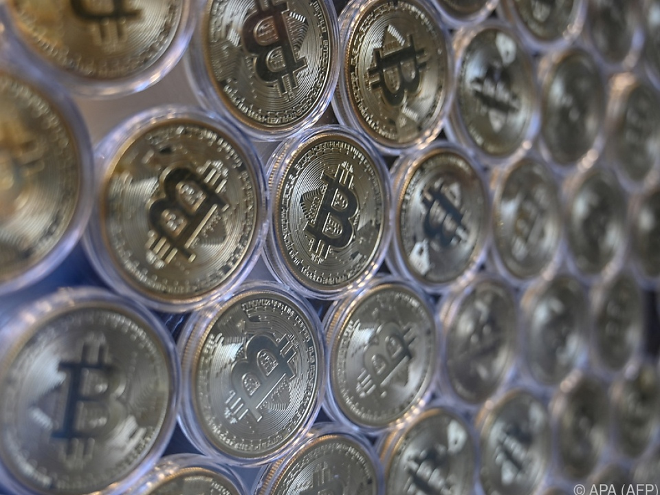 Cyberwährung zeigt starke Kursausschläge, derzeit nach oben