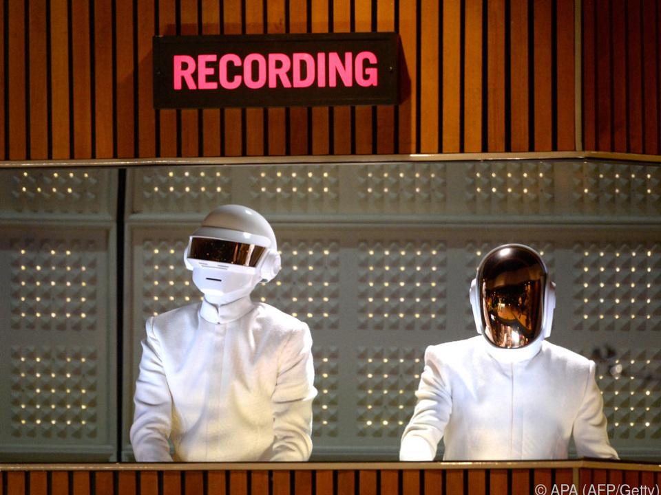 Dankesbekundungen an Daft Punk