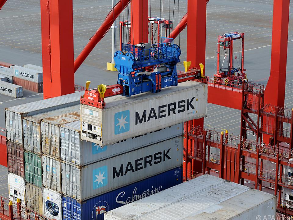 Dem Reedereigiganten geht es finanziell bestens