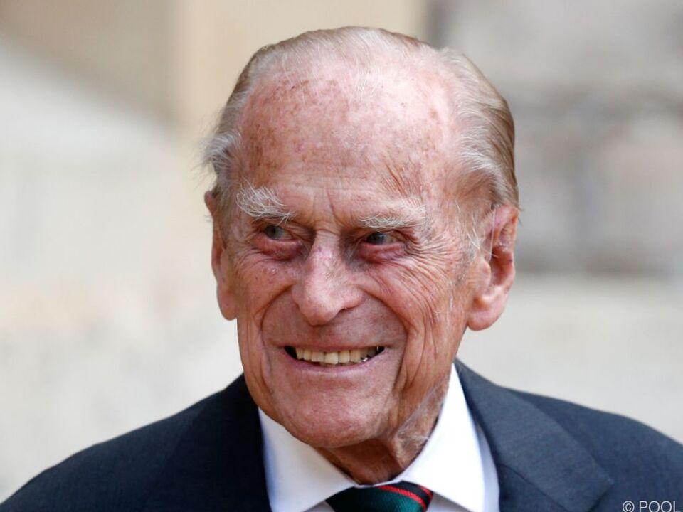 Der 99-jährige Ehemann der Queen habe sich unwohl gefühlt