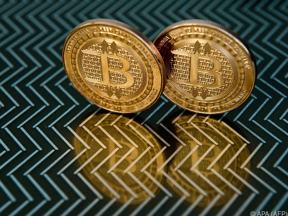 Der Bitcoin stößt weiter in luftige Höhen vor