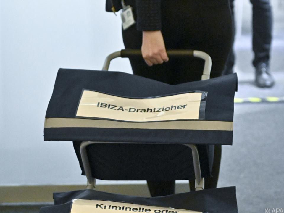 Der Ibiza-U-Ausschuss ging am Mittwoch in einer weitere Runde.