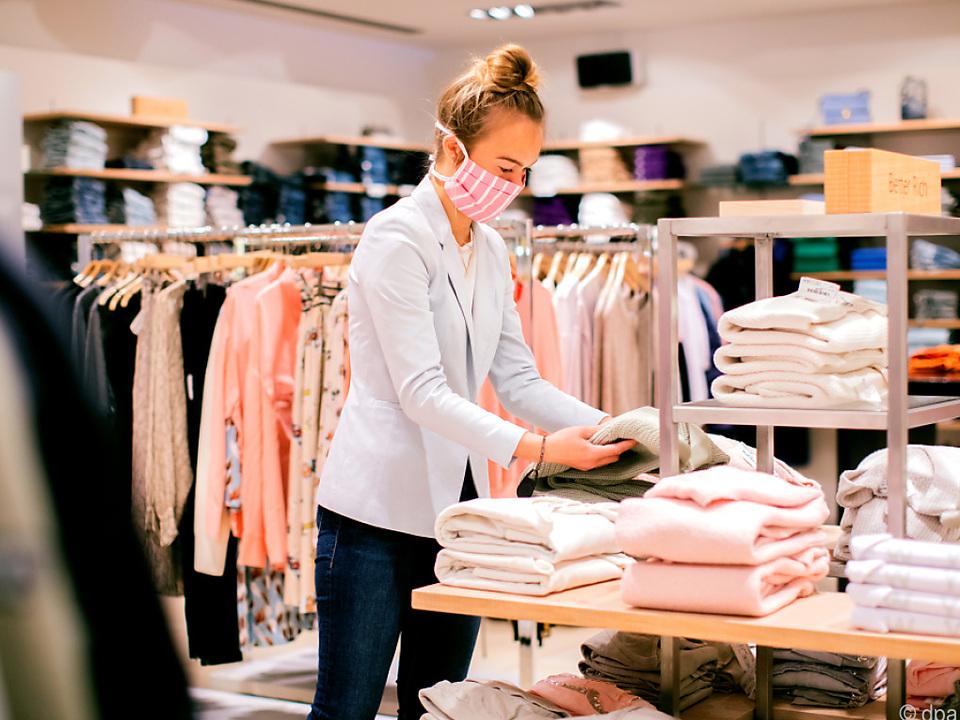 Der Mode-Einzelhandel leidet an Strukturwandel und Covid-19