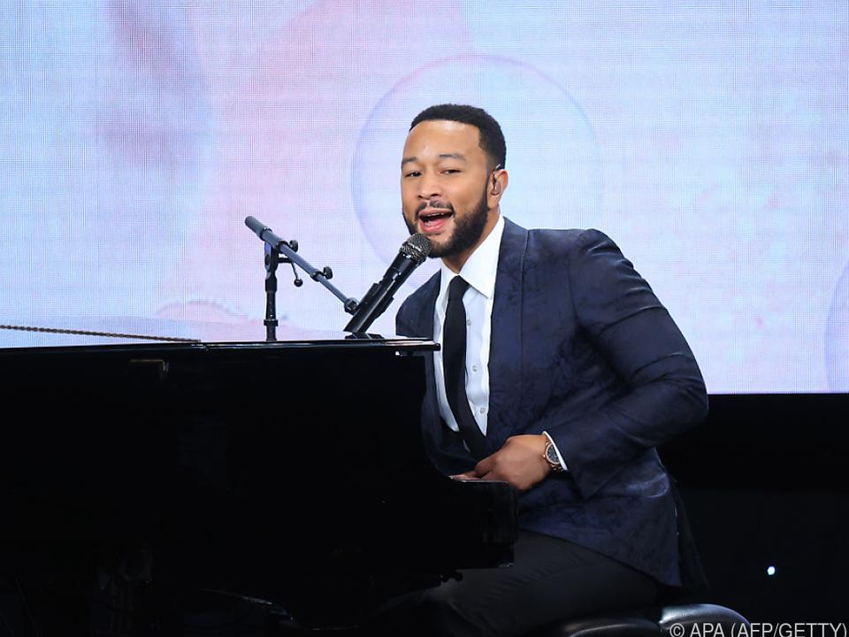 Der Musiker hatte seine ersten Auftritte vor seiner Kirchengemeinde