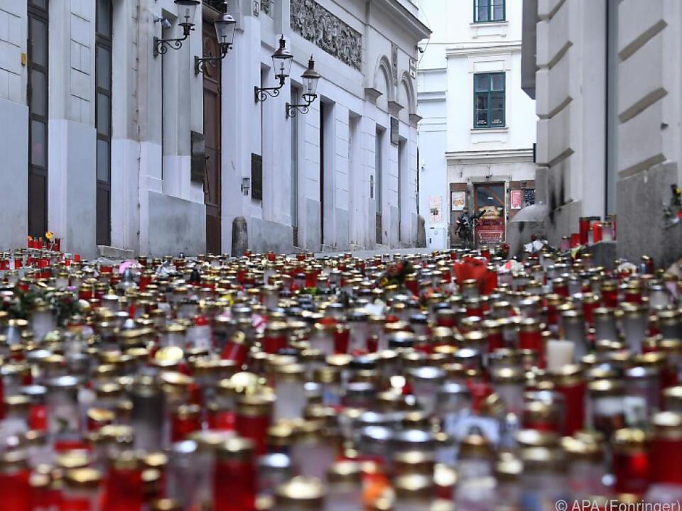 Der Terroranschlag von Wien kostete vier Menschenleben