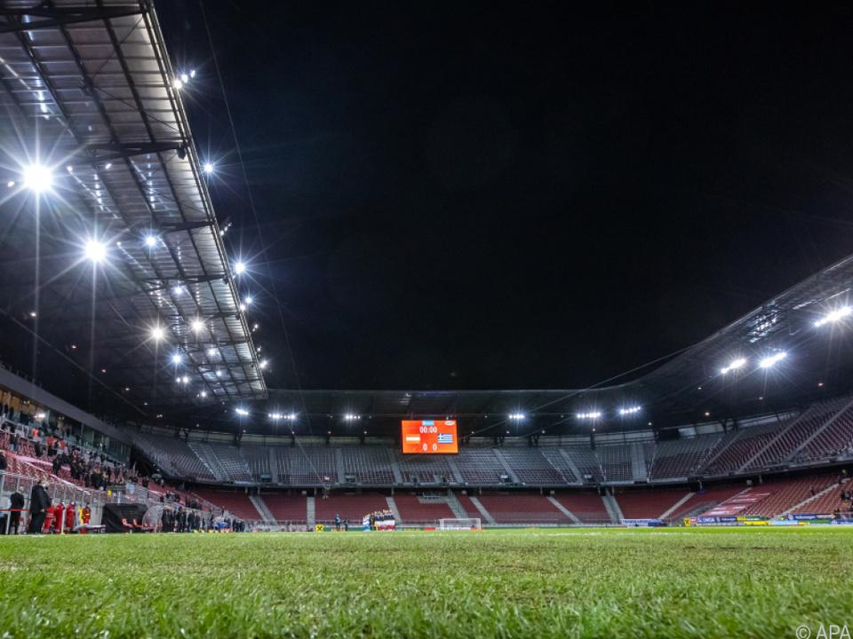 Der WAC darf gegen Tottenham im leeren Wörthersee-Stadion antreten