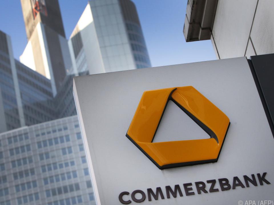 Deutsche Commerzbank verkleinert ihr Filialnetz