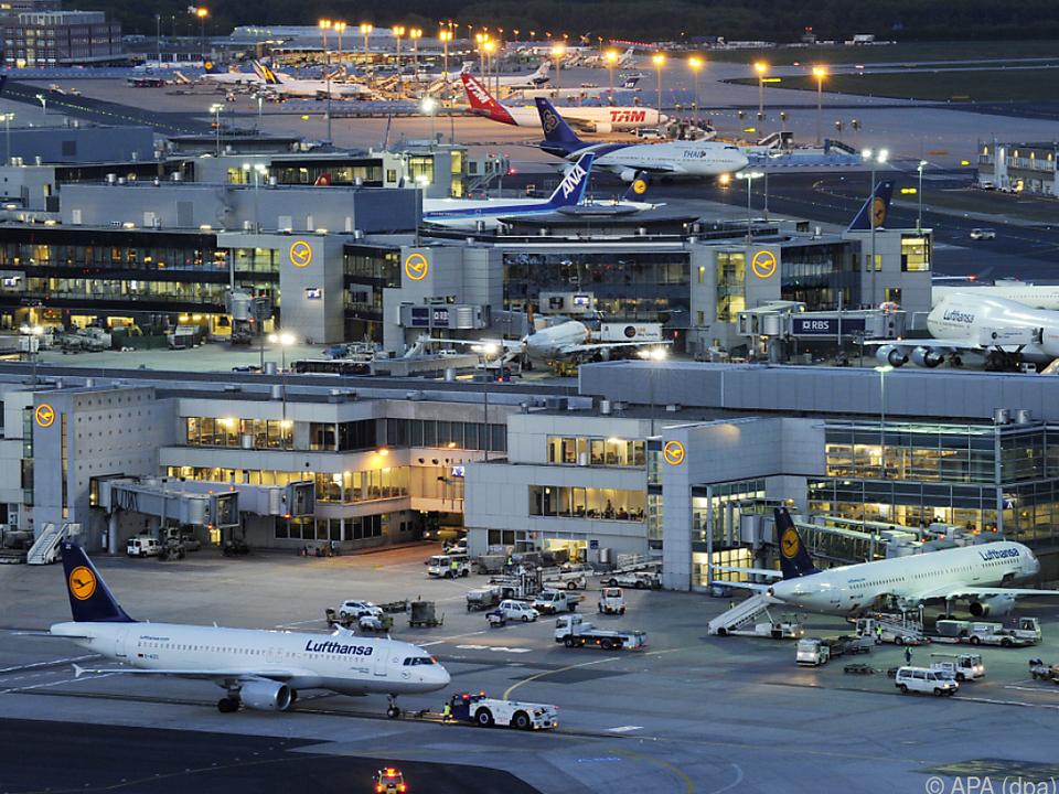 Deutschland unterstützt seine Flughäfen
