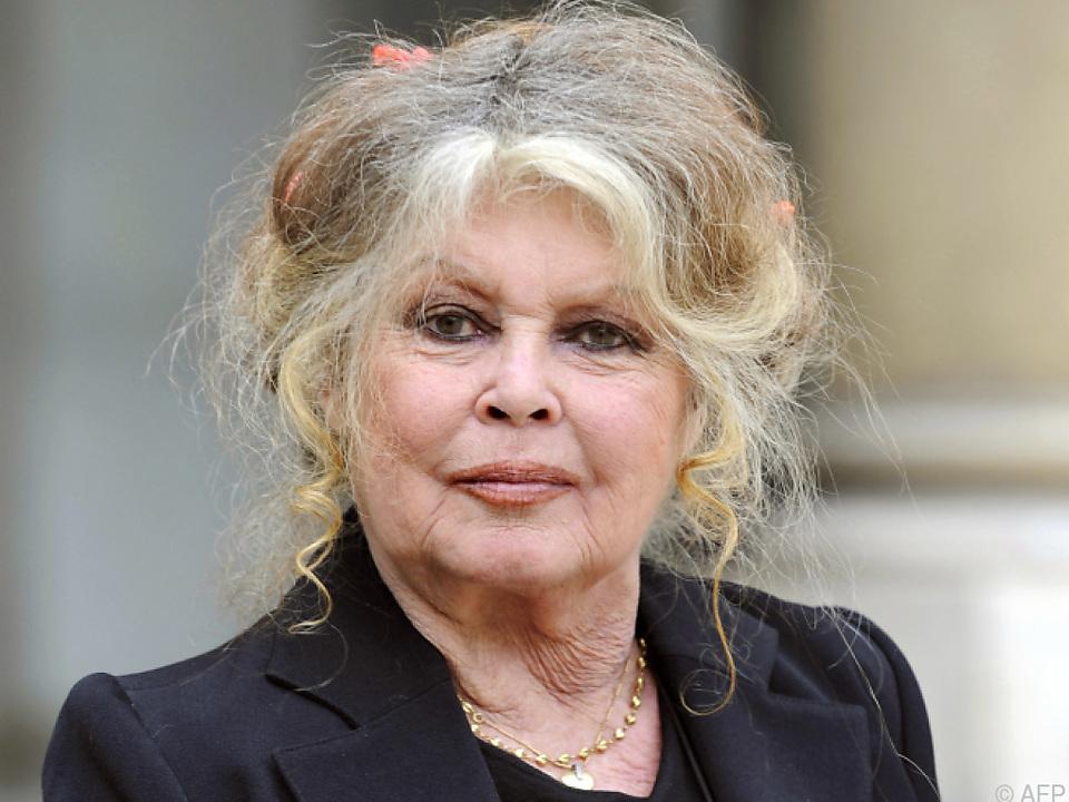 Die ehemalige Schauspielerin ist im Tierschutz aktiv