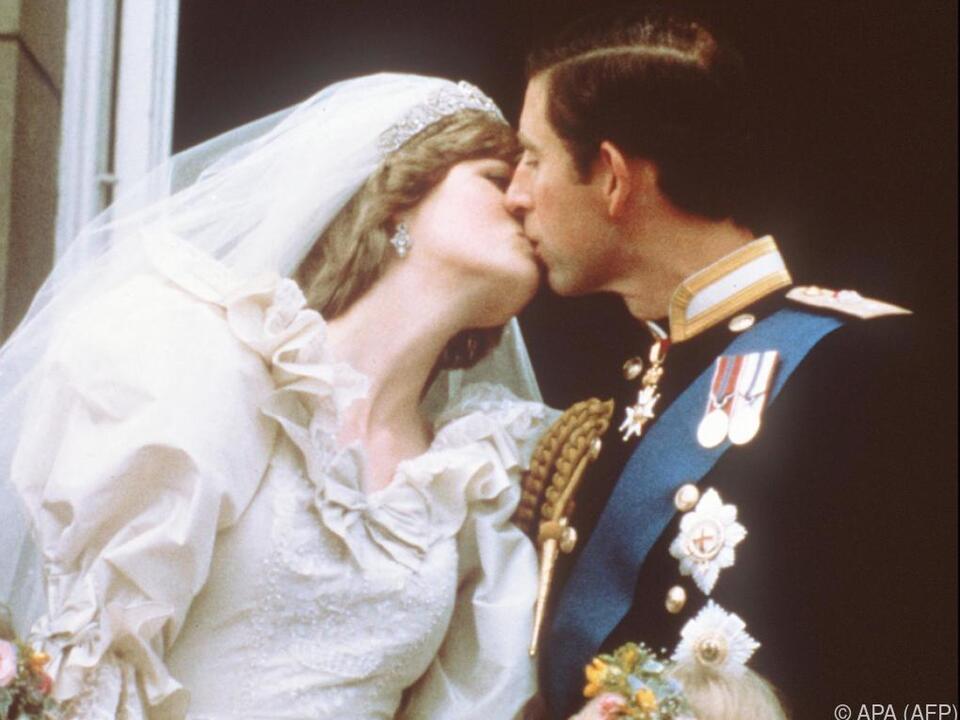 Die Hochzeit der beiden fand am 29. Juli 1981 statt