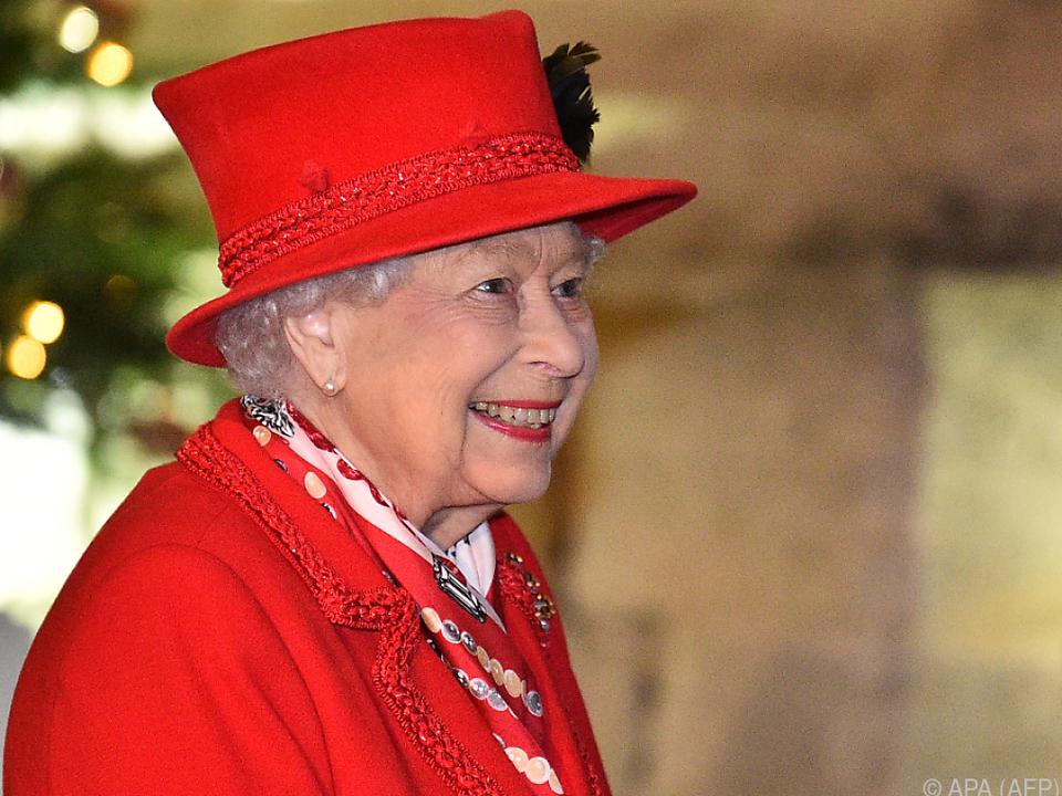 Die Queen konkurriert mit Harry