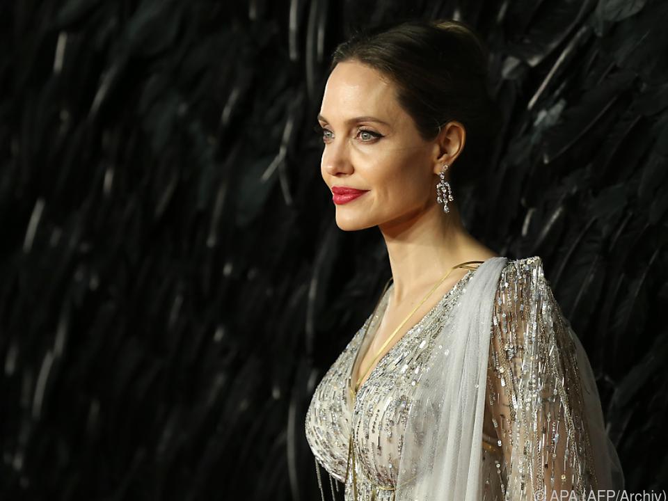 Die Schauspielerin hat keine Angst zu altern