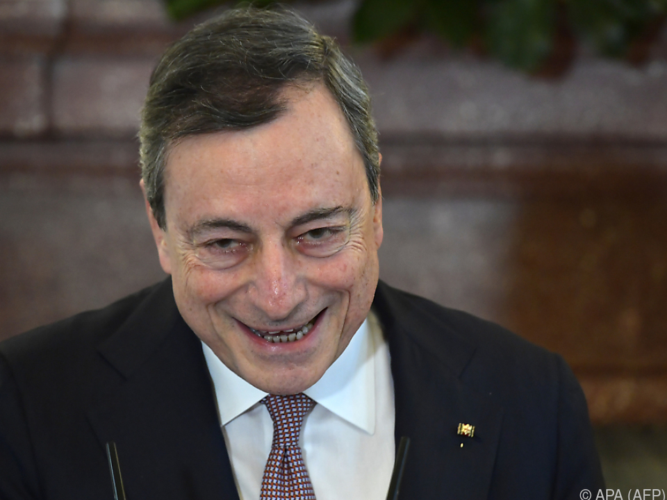 Draghi sucht nach Mehrheiten