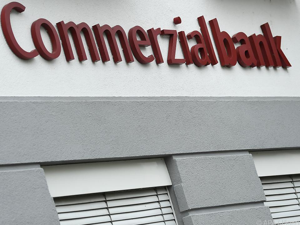 Eine geschlossene Filiale der Commerzialbank Mattersburg